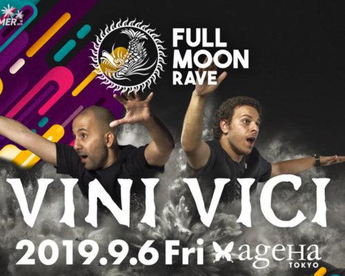 FULLMOON RAVE feat. Vini Vici