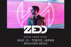 ZEDD ECHO TOUR 2018 at 幕張メッセ