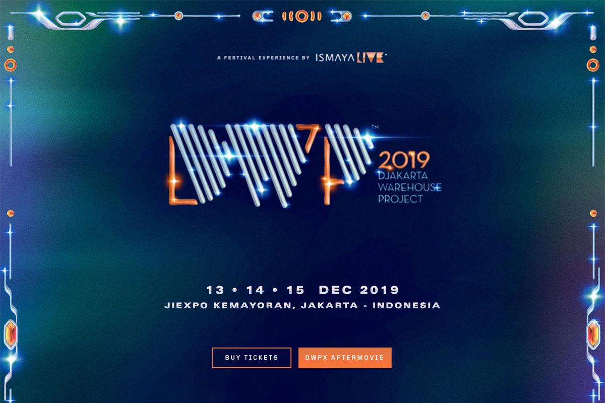 Djakarta Warehouse Project 2019